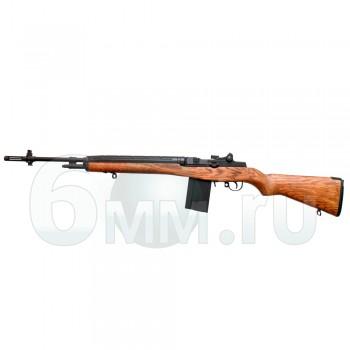 Страйкбольный автомат (BullGear Custom) Cyma CM032C M14 Wood (150м/с)