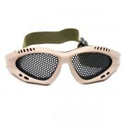 Очки защитные G James Goggle DESERT/TAN (сетка)