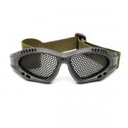 Очки защитные G James Goggle Black (сетка)
