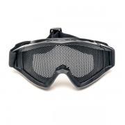 Очки защитные G James Goggle Black (сетка) маска