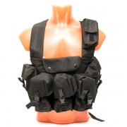 Разгрузочная система (1919) Chest Rig 6-Pocket (Black)