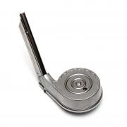 Магазин на пистолет (WE) Luger P08 50ш бункер Silver