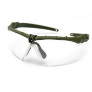 Очки защитные (ASS) прозрачные/Olive Ver.2