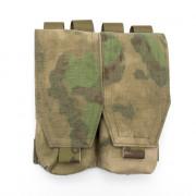 Подсумок (T.G.Armour) для магазина M4 двойной в ряд Р-116 (A-Tacs FG)