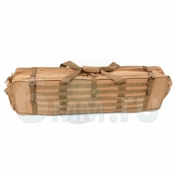 Чехол (UFC) пулеметный M249 Bag 105см Nylon TAN