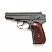 Страйкбольный пистолет (Galaxy) PM Makarov G-29 Spring