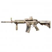 Страйкбольный автомат (BullGear Custom) G&P M4 RAS GP305 (150м/с)