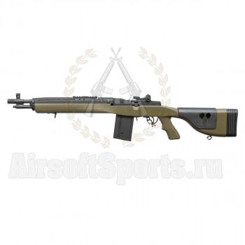 Страйкбольная винтовка (Cyma) CM032F OD M14 Socom Olive