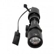 Фонарь SureFire M951 LED Black c кнопкой (EX-108-BK)