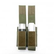 Подсумок (Ars Arma) 40мм двойной для гильзы/ВОГ25 (Olive)