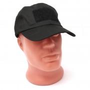 Кепка Baseball Cap Operator Tactical (Black) с липучкой