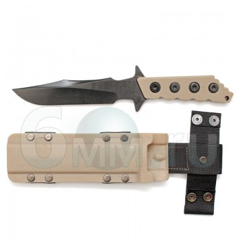 Нож тренировочный Strider (мягкий) TAN