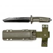 Нож тренировочный Fulcrum (мягкий) Olive