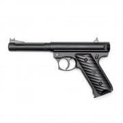 Страйкбольный пистолет (KJW) MK2 Ruger CO2 Black (GC-0203)