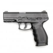 Страйкбольный пистолет (KWC) TAURUS PT24/7 Fixed-Metal slide CO2