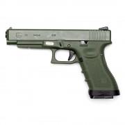 Страйкбольный пистолет (WE) GLOCK 34 Olive/Olive (GGB-0372TGA)
