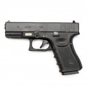 Страйкбольный пистолет (WE) GLOCK 19 Black (GGB-0359TMA)