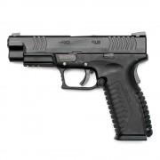 Страйкбольный пистолет (WE) XDM-40 Long 5.25 металл Black (GGB-0357TM)
