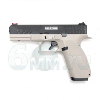 Страйкбольный пистолет (KJW) CZ KP-13 CO2 Grey (GC-0507)