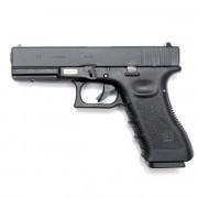 Страйкбольный пистолет (WE) GLOCK 17 Black (GGB-0354TM)