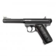 Страйкбольный пистолет (KJW) MK2 Ruger Black (GGH-0203)