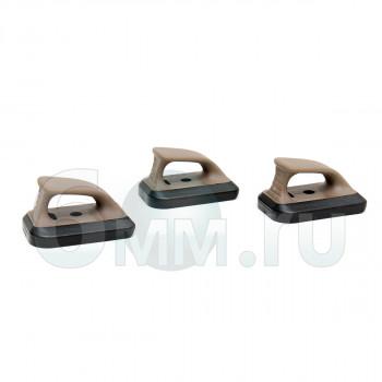 Петли на магазин TM-WE-KJW Glock 17 3шт. (Tan)