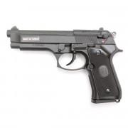 Страйкбольный пистолет (KJW) M9 металл Black KP9 (GGB-9606TM)