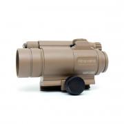 Прицел коллиматорный M4 Dot Scope (Aimpoint) HD-6 (TAN)