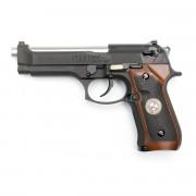 Страйкбольный пистолет (WE) M9 SAMURAI STARS металл Black (GGB-0353TM)