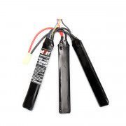 Аккумулятор PowerLabs 11,1V 1200mAh CQB-type (Li-PoRT) 130x21x7