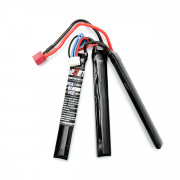 Аккумулятор PowerLabs 11,1V 1450mAh CQB-type (Li-PoRT) Т-разъем 115x16x7мм