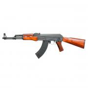 Страйкбольный автомат (GHK) AEG AK-47 Wood