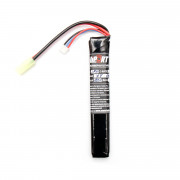 Аккумулятор PowerLabs 7,4V 1200mAh AK-type/M4 129x21x11 (LiPo-RT)
