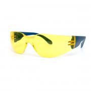 Очки защитные BASIC+ желтые
