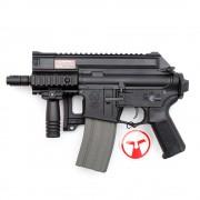 Страйкбольный автомат (ARES) Amoeba M4 CCR Electronic Firing Control (AM-001-BK) Black