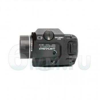 Фонарь пистолетный+ЛЦУ TLR 8 400 lm (Black)