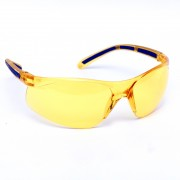 Очки защитные DEAD LINE желтые