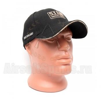 Кепка Baseball Cap 511 (Black)