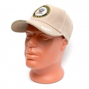 Кепка Baseball Cap (NAVY) TAN