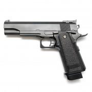Страйкбольный пистолет (Galaxy) COLT 1911PD с глуш./ЛЦУ G-6A Spring