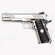 Страйкбольный пистолет (WE) COLT 1911 Knight Hawk металл Silver