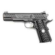 Страйкбольный пистолет (WE) COLT 1911 Knight Hawk металл Black