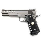 Страйкбольный пистолет (WE) Hi-Capa 5.1 металл Black