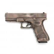 Страйкбольный пистолет (WE) GLOCK 17 BATTLE WORN (GGB-0354TM)