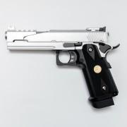 Страйкбольный пистолет (WE) Hi-Capa 5.1 B  металл Silver