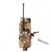 Подсумок (TORNADO airsoft) для рации открытого типа (Multicam)