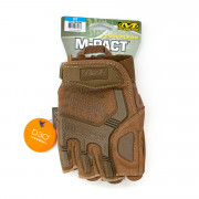 Перчатки (Mechanix) Fingerless Glove Coyote (M) без пальцев