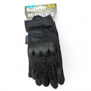 Перчатки (Mechanix) M-PACT 3 Glove Black (M)