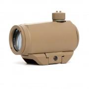 Прицел коллиматорный Micro T-1 Red Dot (TAN)