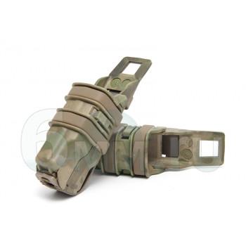 Подсумок для магазина на пистолет FastMag Molle (A-Tacs FG) 2шт